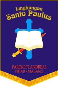 lingkungan Santo Paulus paroki tidar malang